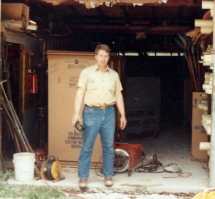Jim in doorway